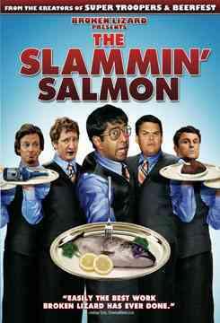 SLAMMIN' SALMON BY FORTE,WILL (DVD)