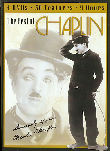 BEST OF CHAPLIN BY CHAPLIN,CHARLIE (DVD)